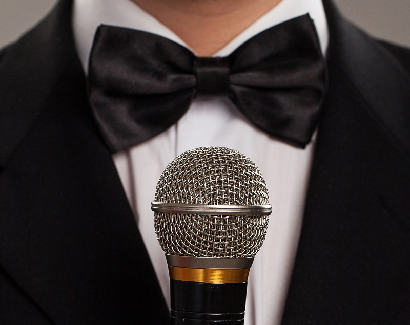 Master of ceremonies Weddings Devon
