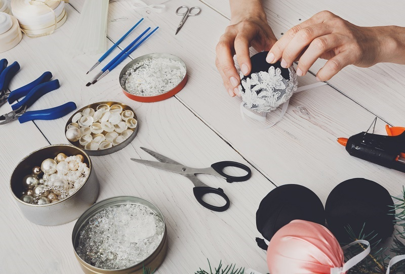 Hygge home crafts